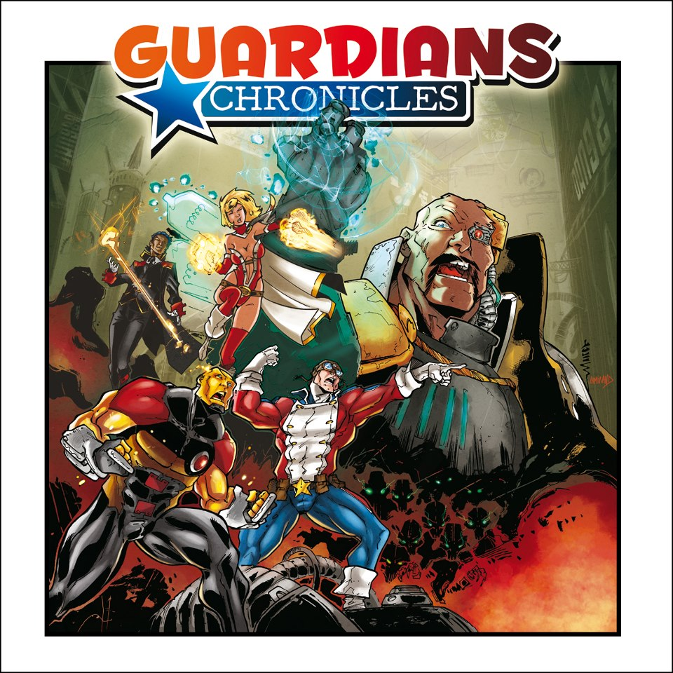 Guardians Chronicles