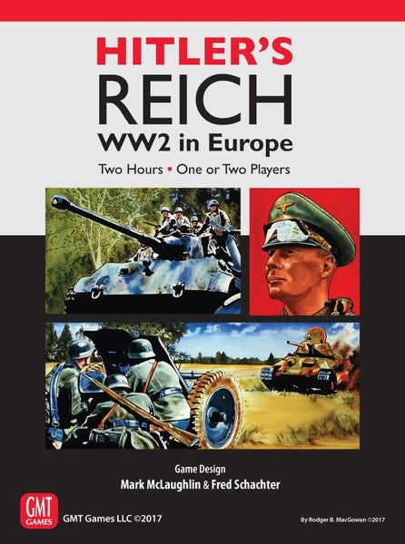 Hitlers Reich: WW2 in Europe