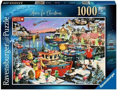 Home for Christmas Puzzle 1000pc - NEW 2019