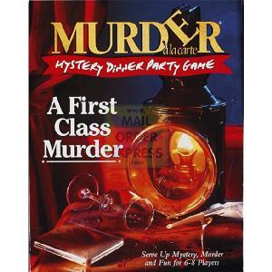 How to Host- First Class Murder