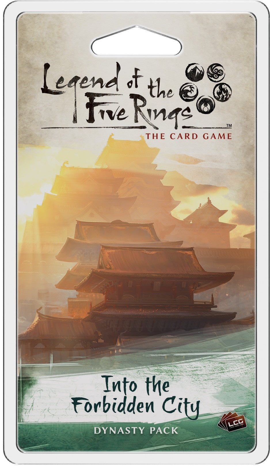 Into the Forbidden City - Legend of the Five Rings LCG