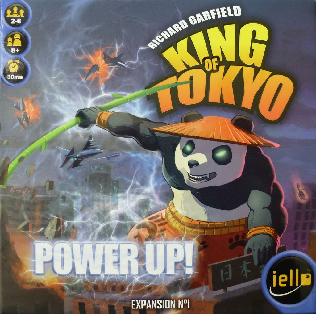 King of Tokyo- Power Up