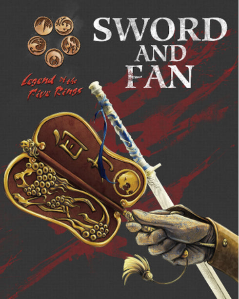 Legend of the 5 Rings - Sword and Fan
