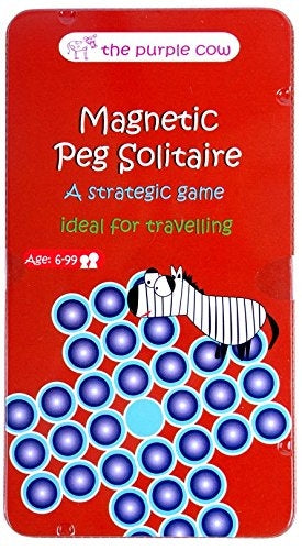 Magnetic Peg Solitaire