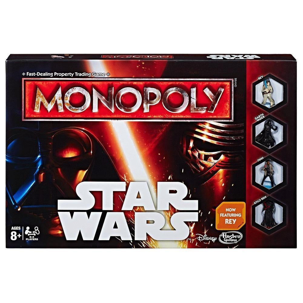 Monopoly- Star Wars