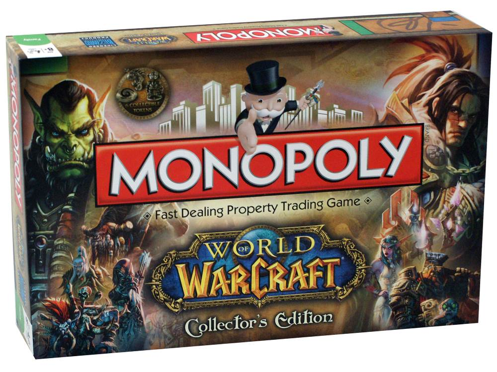 Monopoly - World of Warcraft Collectors Edition