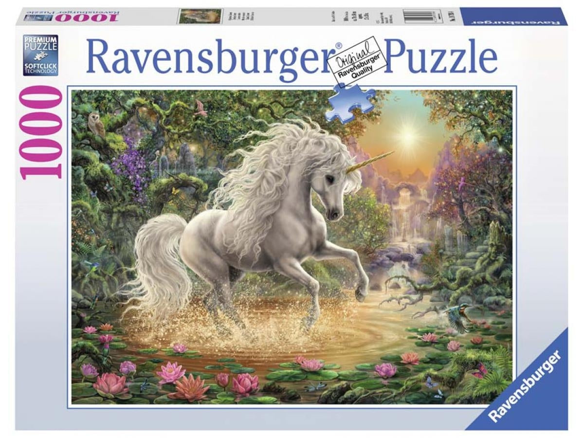 Mystical Unicorn Puzzle 1000pc