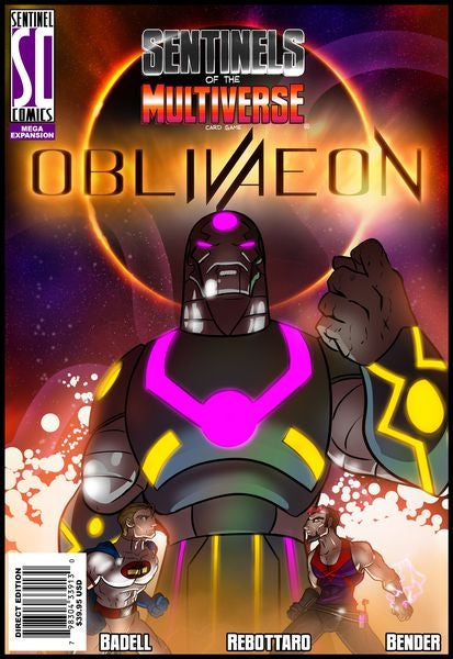 Oblivaeon - Sentinels Of the Multiverse