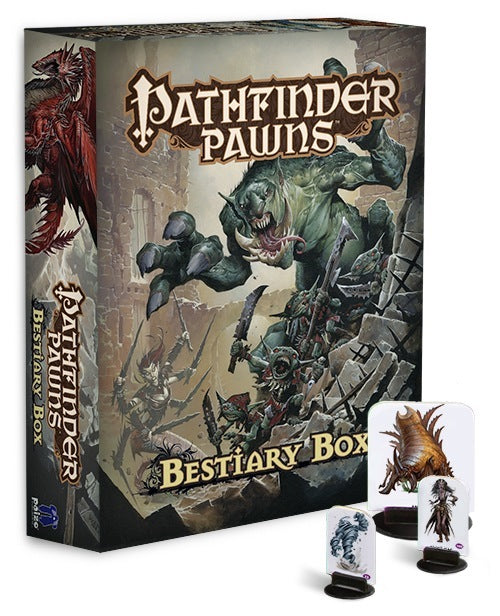 Pathfinder Pawns- Bestiary Box