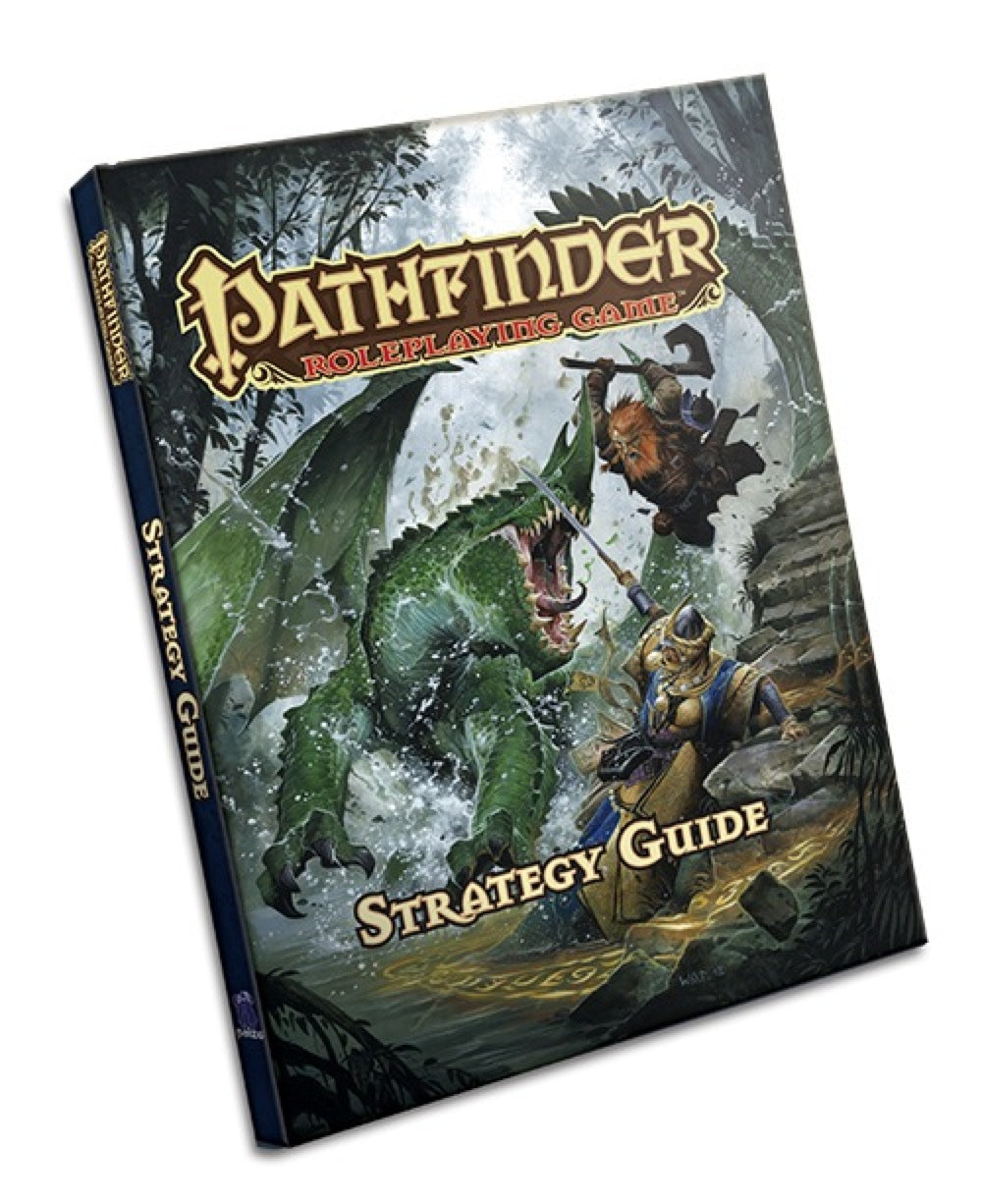 Pathfinder RPG- Strategy Guide