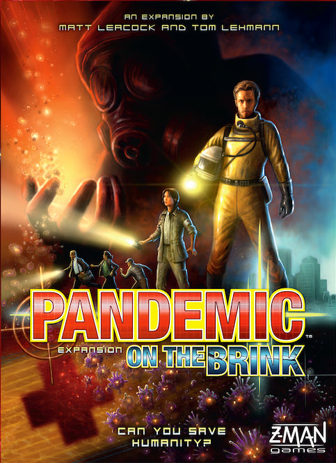 Pandemic- On the Brink