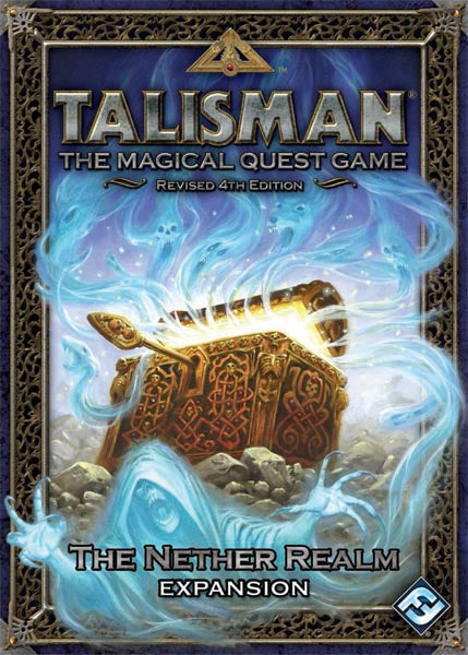 Talisman- Nether Realm
