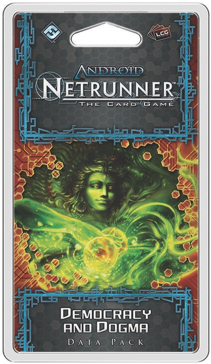 Netrunner- Democracy and Dogma