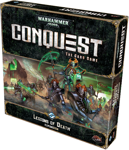 Conquest - Legions of Death