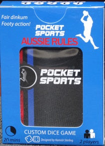 Pocket Sports- Aussie Rules