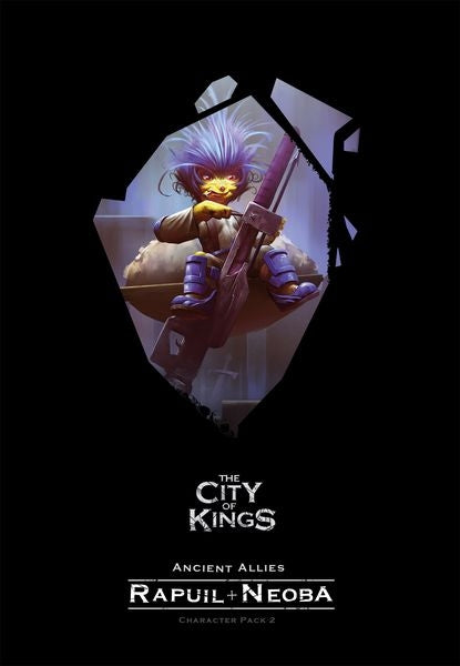 Rapuil & Neoba - Character Pack 2 - The City of Kings Expansion