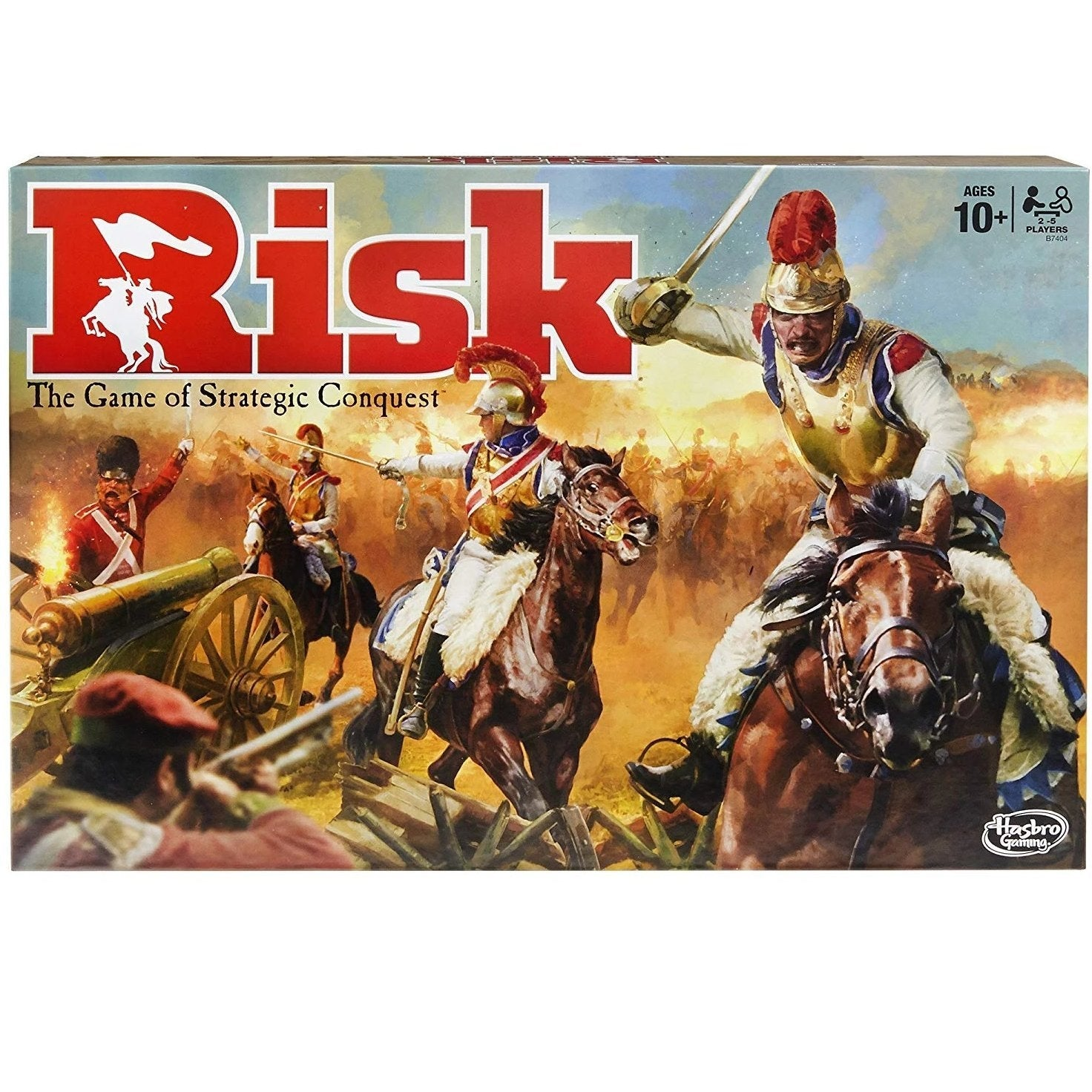 Risk- The Game of Strategic Conquest