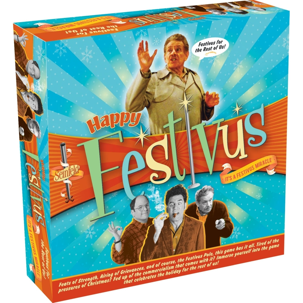 Seinfeld Festivus Board Game