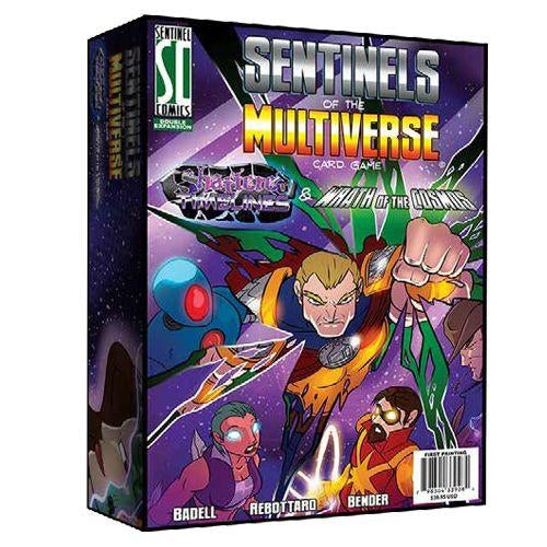 Shattered Timelines & Wrath of the Cosmos - Sentinels Of the Multiverse