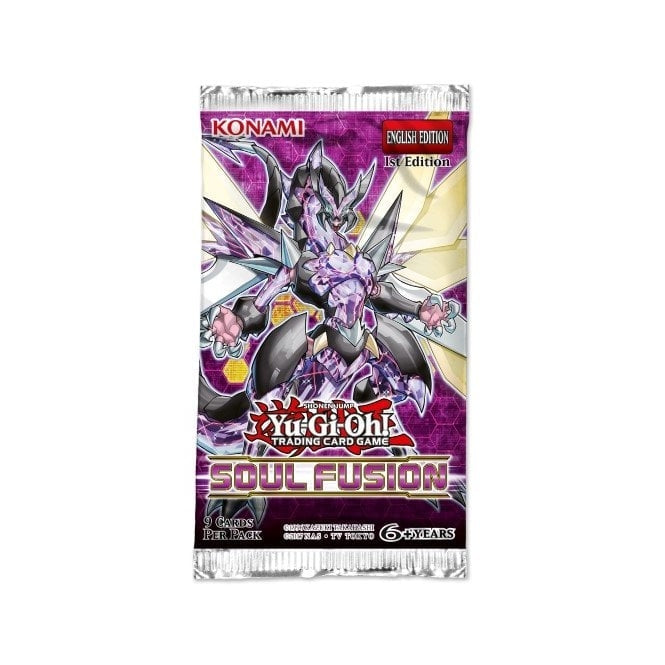 Soul Fusion Booster - Yu Gi Oh