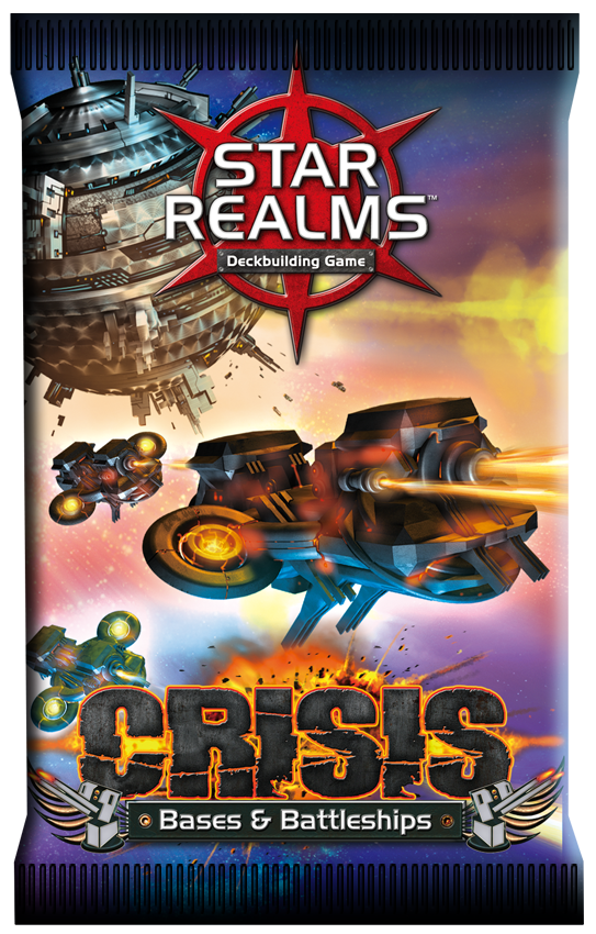 Star Realms- Crisis- Bases and Battleships