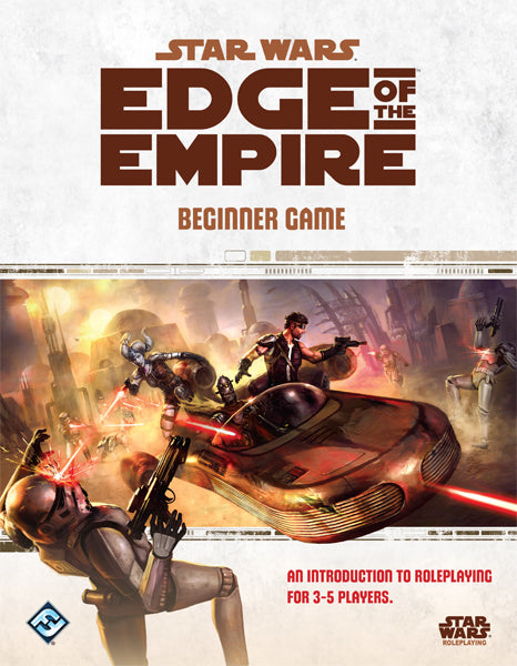 Star Wars- Edge of the Empire- Beginner Game
