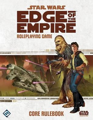 Edge of the Empire - Core Rules - Star Wars
