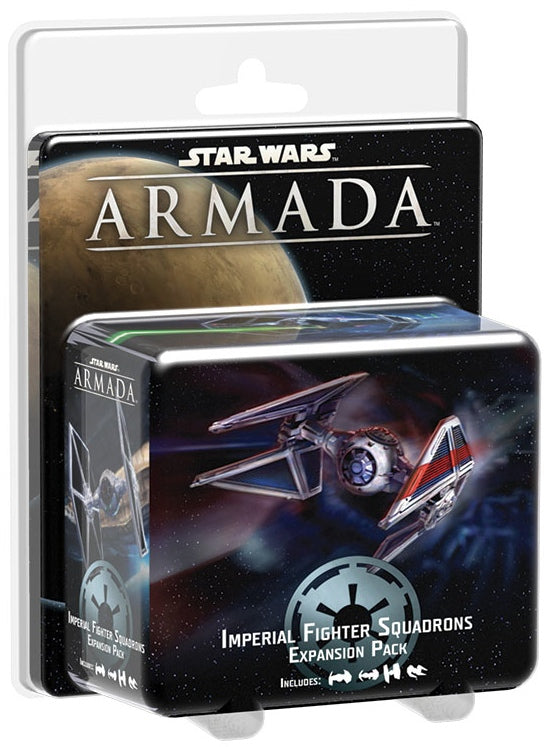 Imperial Fighter Squadrons - Star Wars Armada