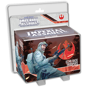 Echo Base Troopers Ally Pack - Star Wars Imperial Assault