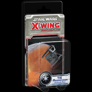 Star Wars X-wing- Tie Aggressor
