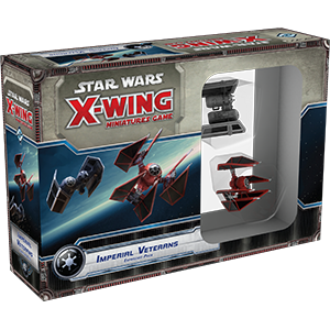 Imperial Veterans - Star Wars X-wing