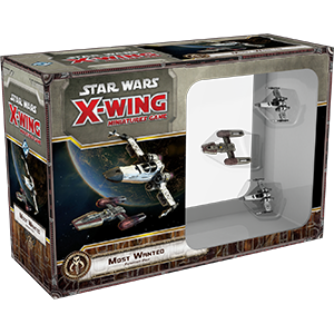 Most Wanted - Star Wars X-wing