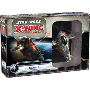 Star Wars X-wing- Slave 1