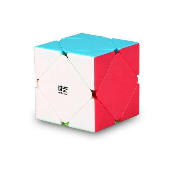 Stickerless QiYi Skewb Qicheng