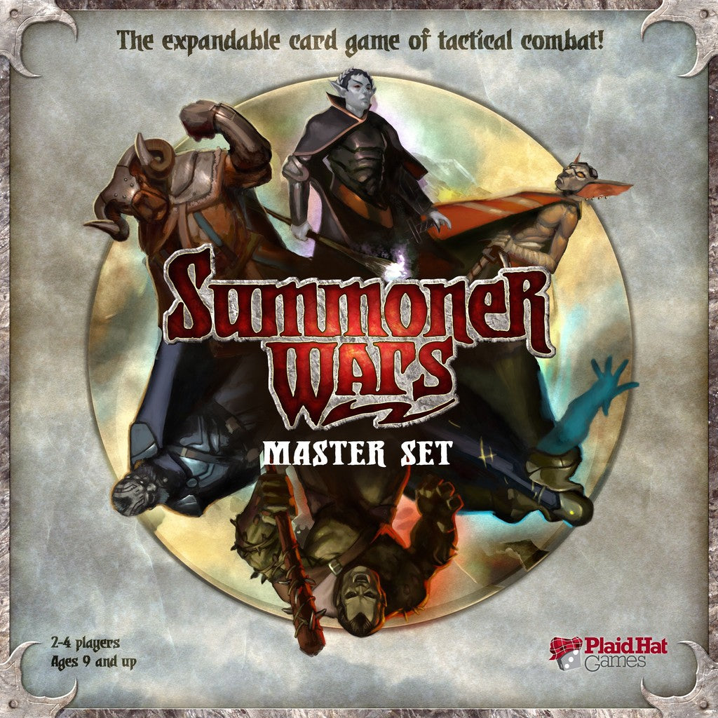 Summoner Wars- Master Set