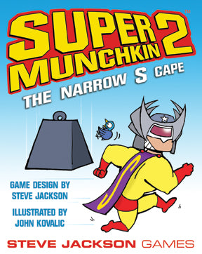 Munchkin Super 2- The Narrow S cape