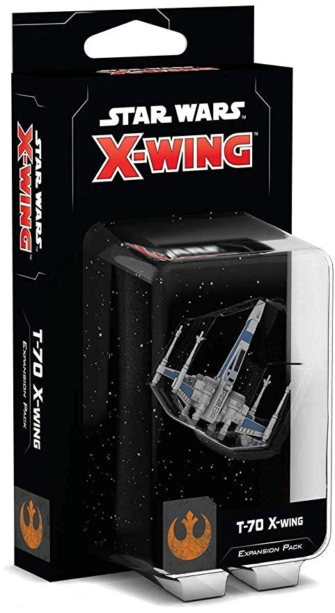 T-70 X-Wing Expansion Pack 2nd Edition - Star Wars X-Wing