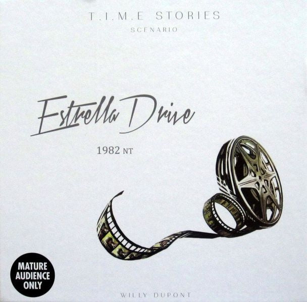 T.I.M.E Stories - Estrella Drive - Time Stories