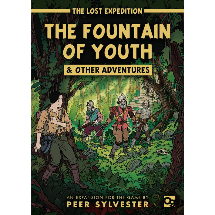 The Fountain of Youth expansion - The Lost Expedition