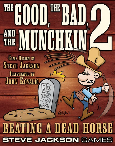 Munchkin Good the Bad 2