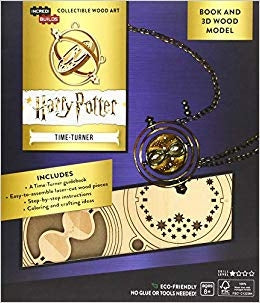 Time Turner - Harry Potter - Incredibuilds 3d Wood Model