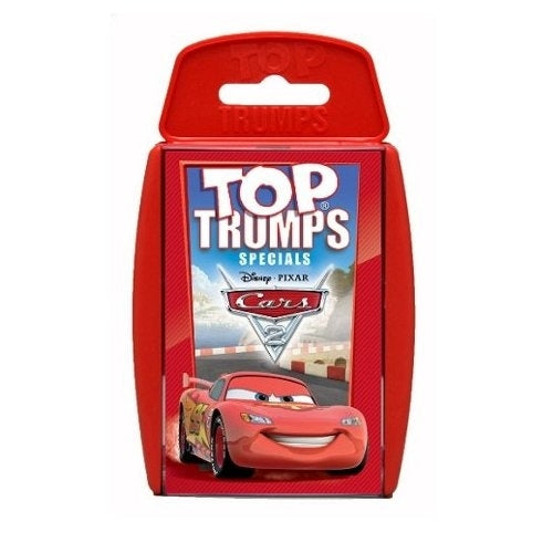 Top Trumps - Disney Cars