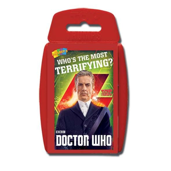 Top Trumps - Doctor Who 8