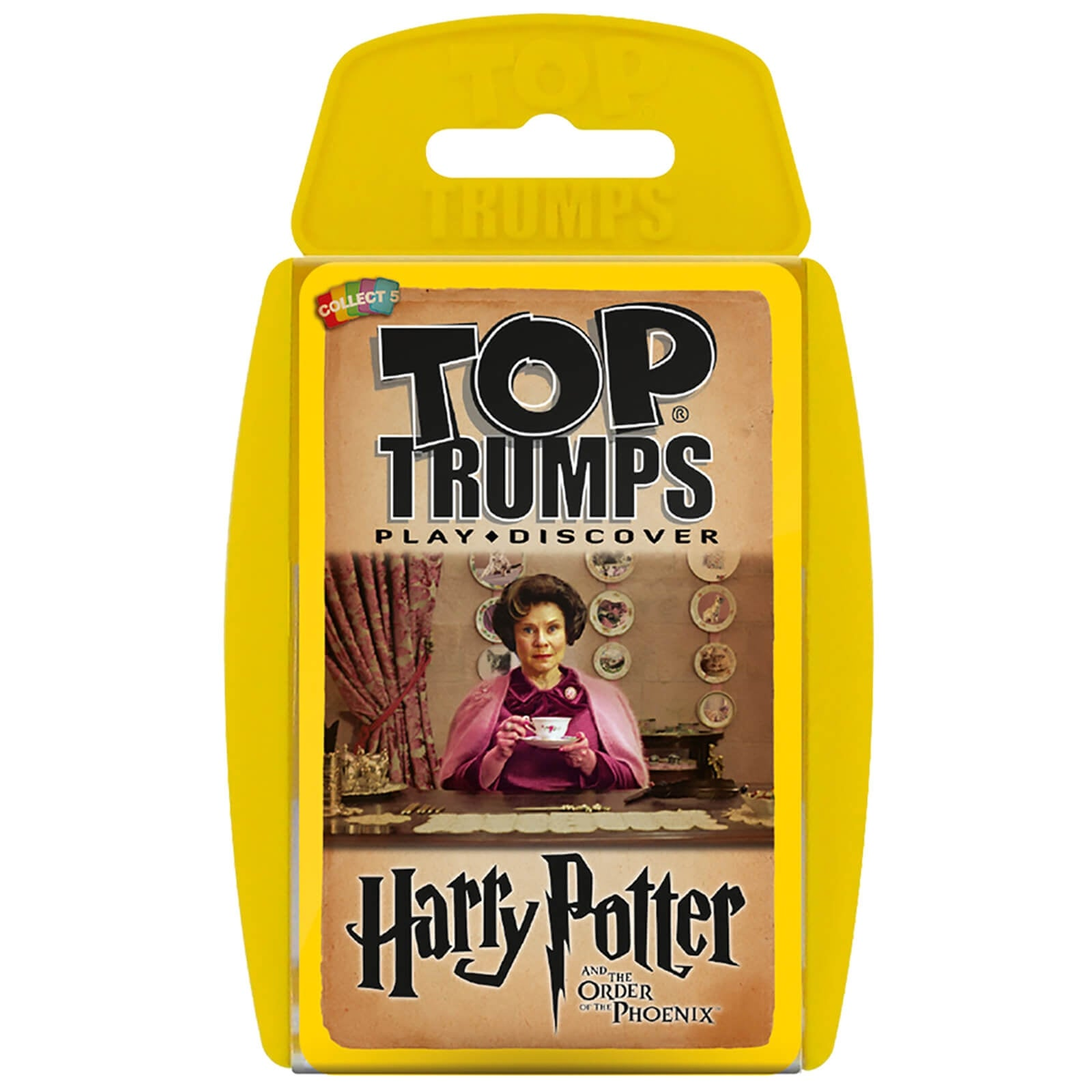 Top Trumps - Harry Potter and the Order of the Peonix