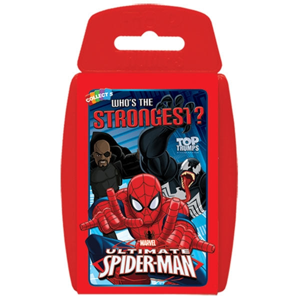Top Trumps - Ultimate Spider-Man