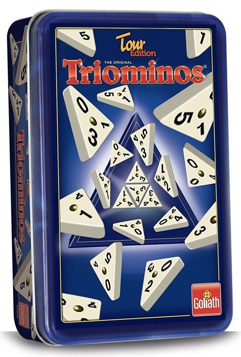Tri-Ominos Tour Edition