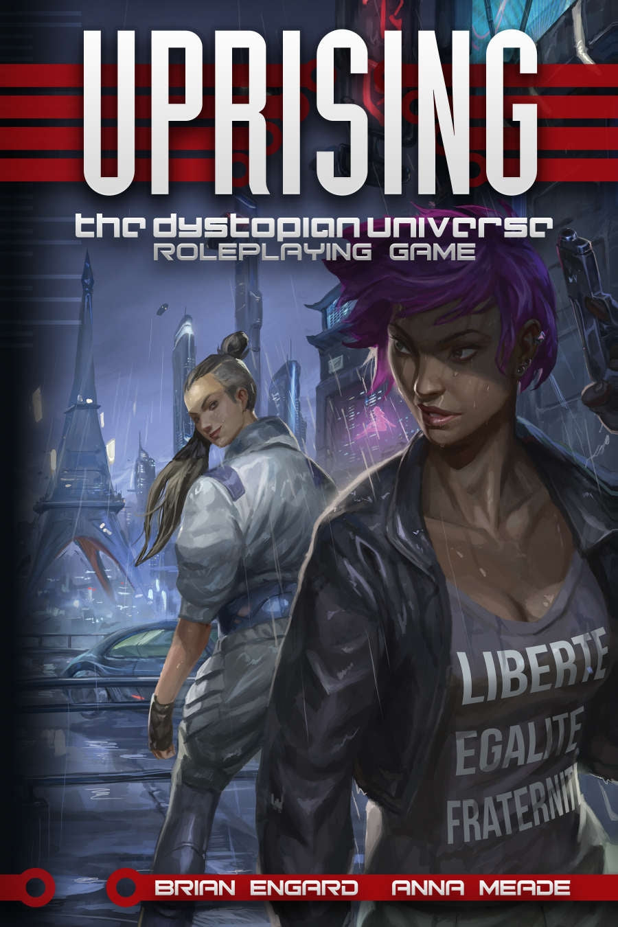 Uprising - The Dystopian Universe RPG - Fate