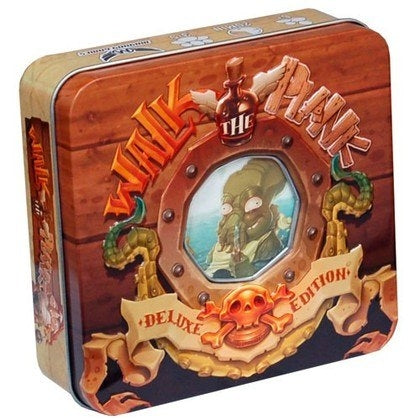 Walk the Plank Collectors Tin Edition