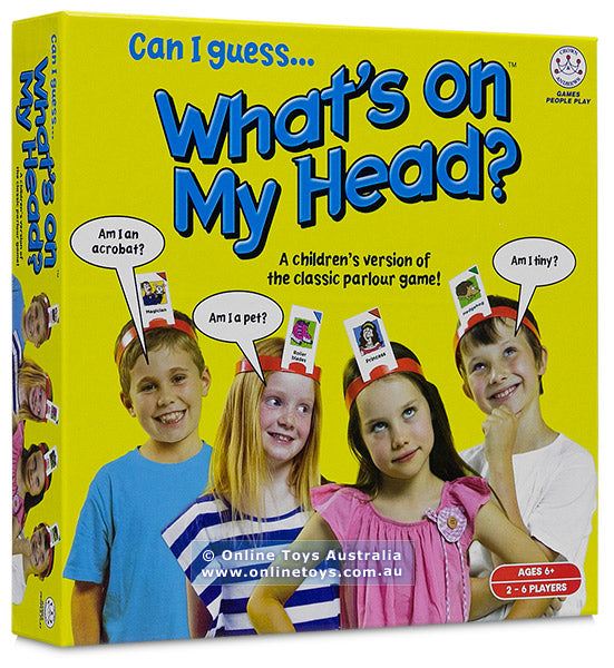 Whats on my Head