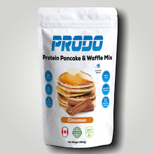 Prodo Just Add Water Protein Pancake & Waffle Mix - Cinnamon